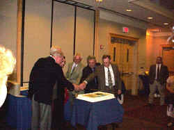 Cutting the cake.jpg (98391 bytes)